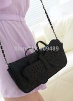 Free Shipping New Arrival Popular Design Butterfly Women's Handbag Messenger Bag, Shoulder Bag, Tote Bag Corlorful F012