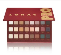 Presale (HOT) Christmas gift NEW makeup eyeshadow LORAC 32Colors eye shadow palette (1pcs/lot)  Free shipping!