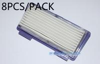 8PCS/PACK Replacement Filter HEPA  for Vorwerk Kobold Vr100 Vacuum Cleaner