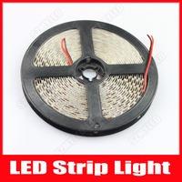 10m/lot  LED Strip Light 3528 120led/m White/Red/Yellow/Blue/Green color No-Waterproof  LED Strips DC12V Ribbon LED Tape Lamp