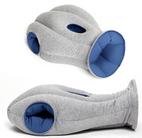 Free Shipping Wholesale hot selling The magical ostrich pillow office the nap pillow snooze pillow everywhere nod off to sleep
