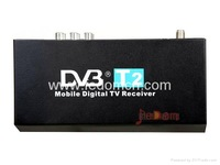 Russian Standard TV Receiver for Car DVB-T2 /Car digital TV box