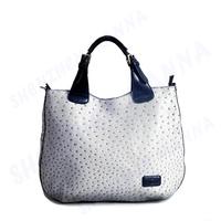 30PCS FREE SHIPPING High Quality Manna Small Rivet big PU Leather Women Shoulder Bag Handbag #MHB004