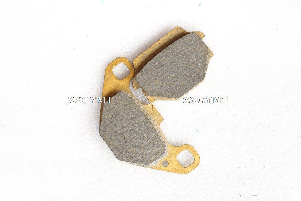 Тормозные Колодки подходят TGB 550 SL 4x4 09-10 Задняя 1 Pair (2 Колодки) стратокастер ibanez kiko10bp tgb