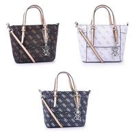New  famous brands Women Small Delaney 4G Logo Petite Tote Handbag With Crossbody Strap  Messenger Shoulder bag NWT