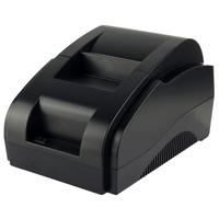 58mm POS Printer High Quality Mini Thermal Receipt Printer Direct line thermal printing Large paper deck Free Ship