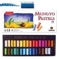 Hot !South Korean ally MUNGYO MPS-32 color color chalk pastels pink short branched bjd makeup brush hair crayons