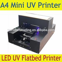 Mini UV Printer A4 UV Printer Flatbed Printer