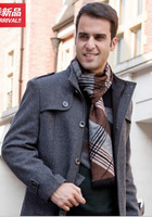 Hot,(20 Colors)fashion autumn and winter scarf brushed cotton plaid Pattern scarf men, Wholesale and retail,F450