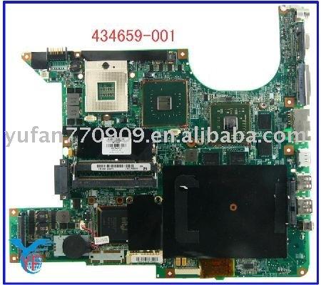 hot sale 45 days warranty 434659 - 001 DV9000 laptop motherboard Intel G7600 wholesale & retail(China (Mainland))