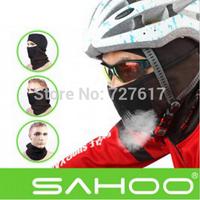 SAHOO cycling ski Warm Breathable windproof fleece balaclava face mask motorcycle breathing mask mascara de proteccion ciclismo