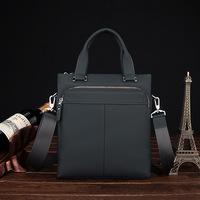 2014 new arrival hot sale top fashion  100% genuine leather bag handmade business high-end handbag cowhide men bags