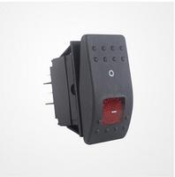 12VDC Auto Switch RK1-06 4P ON OFF rocker switch
