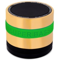 Hot sale M8S High Quality Wireless Bluetooth Speaker for Tablet PC Laptop iPhone iPod MP3 MP4 Player with FM Radio