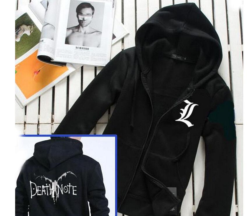 Anime Hoodie Designs Anime Cosplay Death Note l Log Ryuk Cosplay Hoodie Sweater Bleach Fairy