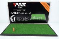 Golf training hitting pad practice grass mat 63 cmX33cm  free shipping to Europe