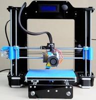 Reprap i3 open source 3D printer LCD screen Creators CR-3S 3D printer quality