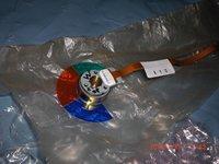 2300MP color wheel, projector color wheel for 2400MP projector