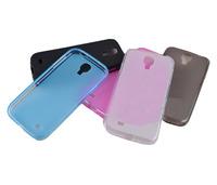High Quality Wave Soft TPU Case Cover Skin For Samsumg Galaxy S4 I9500 I9502 I959 TPU Case Cover Skin Transparent Silicon Cover