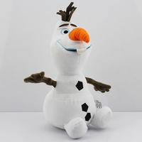25-30CM 12inch Cartoon Olaf Plush Olaf plush dolls Toys