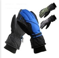 5pair/lot   Fashion  thickness winter warm  glove Ski gloves  Cycling gloves free size