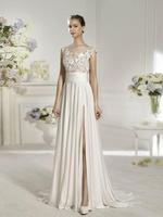 New Arrival White/Ivory Wedding Dress Bridal dress Custom sizes 6 8 10 12 14 16