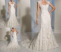 2014 New White/Ivory Wedding dress Bridal Gown Custom Size4 6 8 10 12 14 16+++++