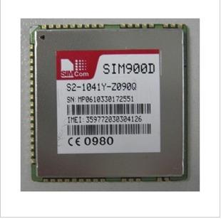SIM900D SIMCOM MODULE(China (Mainland))