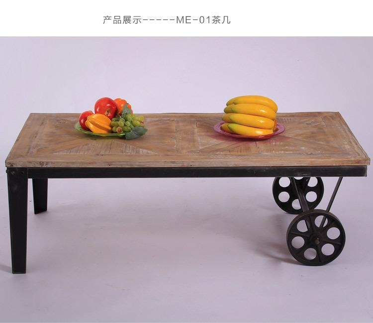 Am ricaine ferme poulie de style campagnard vieille sapin - Table basse convertible en table a manger ...