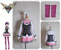 Aquarion Evol Mikono Suzushiro Cosplay Costume Custom Made Free Shipping
