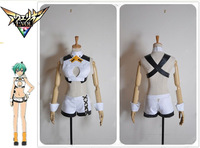 Aquarion Evol Zessica Wong Cosplay Costume Custom Made Free Shipping