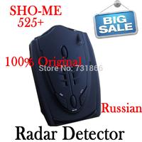 Free Shipping 525+ Car Radar Detectors Russian Language With X/K/KA/Ultra-X/Ultra-K/Ultra-KA/VG-2/Laser 360 Degree Hot
