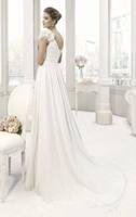 New white/ivory wedding dress custom size -6-8-10-12-14-16