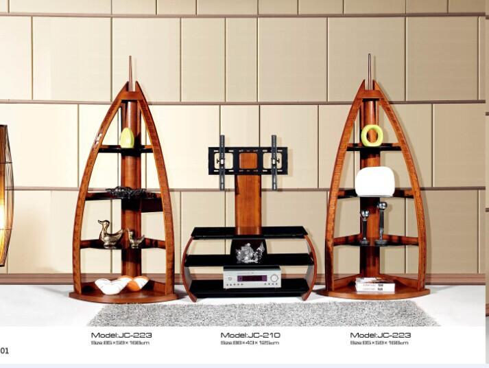 Woonkamer Kast Kopen : kast gebogen hout meubels woonkamer kast tv ...