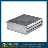 Customizing Aluminum Box PCB Enclosure Case Project electronic DIY- 140*122*45mm