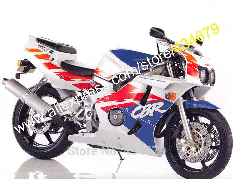 Hot Sales,Motorcycle Fairing For Honda CBR400RR NC29 body kit 90 91 92 93 94 95 96 97 98 CBR 400 RR NC29 1990-1998 Fairings(China (Mainland))