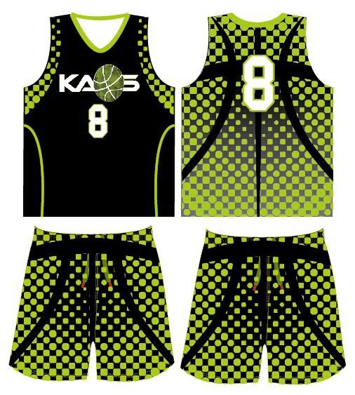 Basketball Uniform Creator 35