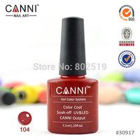 High quality soak off nail gel polish 35pcs/lot long lasting uv gel LED lamp nail gel