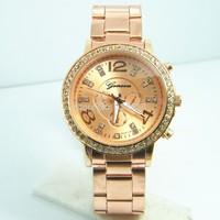 100pcs/lot new arrival 4 colors stainless steel men watches top brand luxury quartz watch
