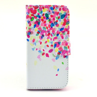 For Samsung Galaxy S5 mini Fashion Stand Leather TPU Gel Case Cover #YBYXLCS5mn59