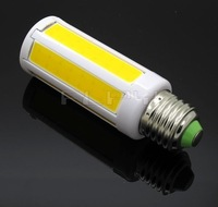 COB Corn Bulb 8W SMD LED Light E27|E14 Home Kitchen Lamp High Power 7 Intergrated Chips 220V Free Shipping