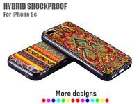 Hotsale Luxury Case For Iphone 5c Black Soft Border 5c Ultrathin Replacemen New Original Mobile Phone Accessory Hard Back Multi