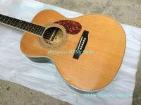 Acoustic Guitar Natural Top AAA Solid Korean pine