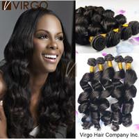 Malaysian Virgin Hair Deep Loose Wave Natural Black mocha hair Cheap Virgin Malaysian Remy Human Hair Weaves Extensions Bundles