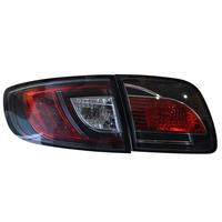 Son for ar MAZDA 3 m3 rear light led rear light refires black rear light assembly