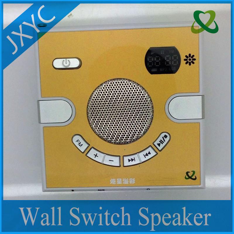 2014 New arrival! Fashion Stereo Mini Speaker USB,TF Card MP3 Music Portable Speakers FM Radio Digital Speaker USB Charging(China (Mainland))