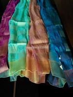 Rectangular scarves, plaid. Four kind of colors. Dear soft skin.