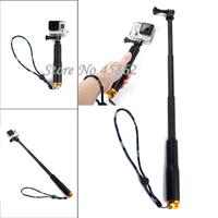 New Telescoping Extendable Pole Monopod For GoPro Cameras Hero HD 2 3 3+ 4 SJ4000