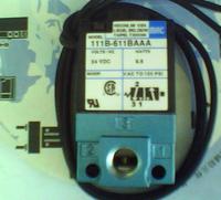 New American MAC high speed solenoid valve 111B-611JB DC24V 8.5W