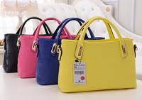 Factory Price Women Fashion Handbags Crocodile Patterm Tote Quality PU Leather Cross-body Messenger Bags Bolsas Femininas Purse